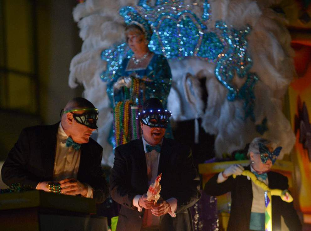 BR Mardi Gras krewe decides to sit season out as ranks dwindle _lowres