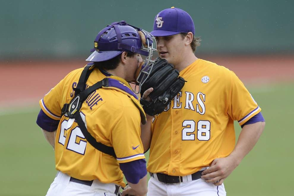 LSU baseball blog: Mainieri talks winning and losing _lowres