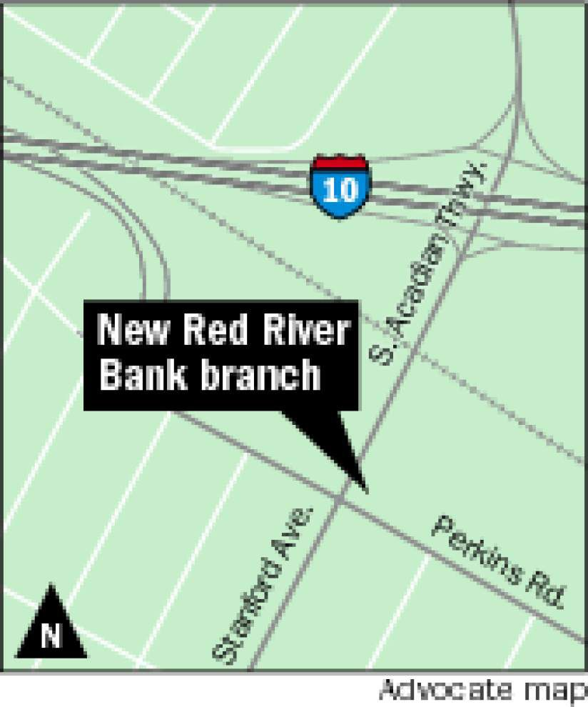 Red River Bank plans Acadian-Perkins branch _lowres