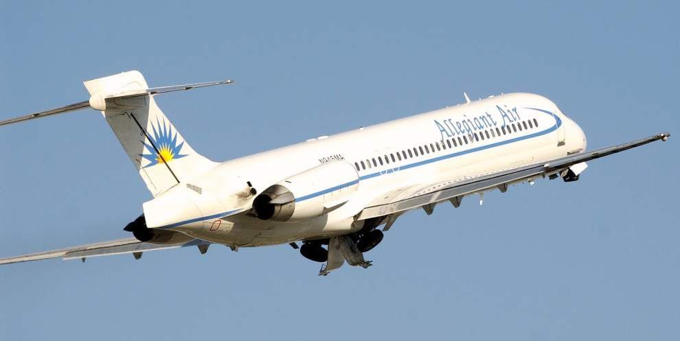 N.O. airport adds nonstop flights on Allegiant Air _lowres