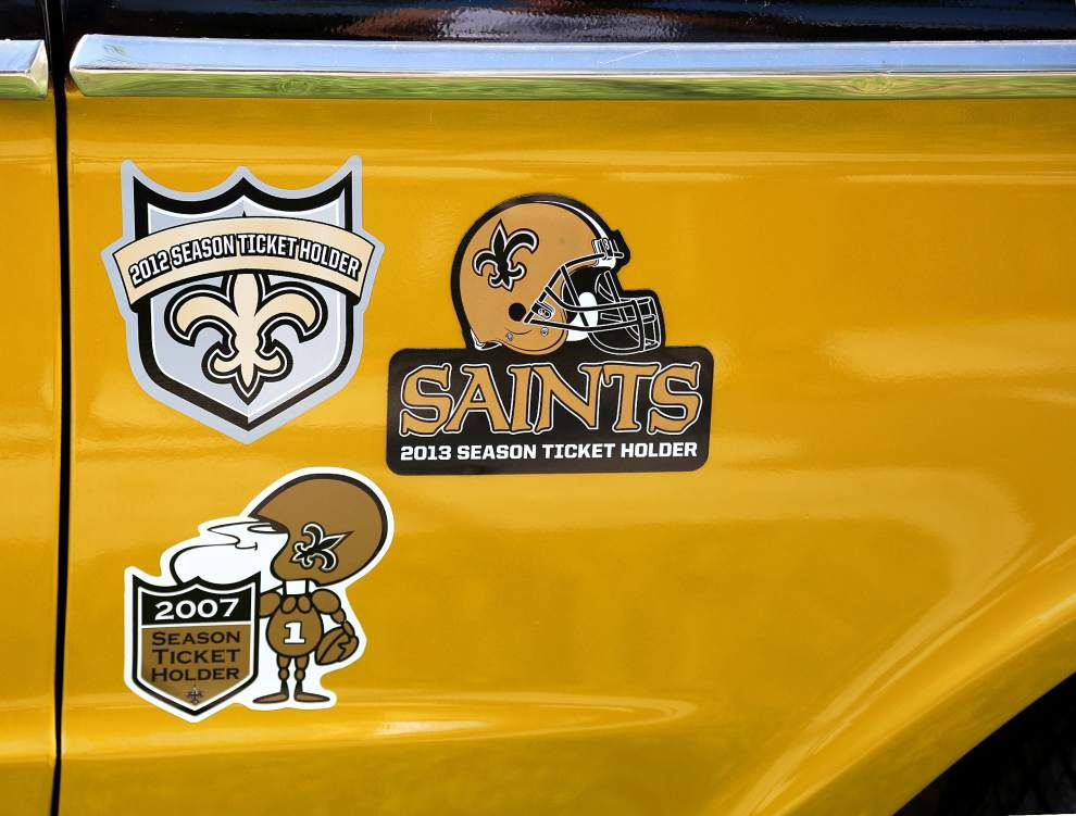 Waiting for Saints season tickets? You're in line with 77,000 others in one of NFL's longest lists _lowres