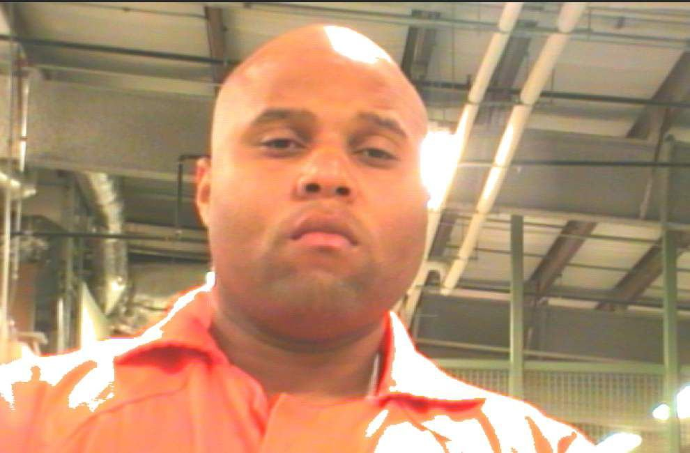 Sheriff's deputy booked for bringing drugs into Orleans Parish Prison _lowres