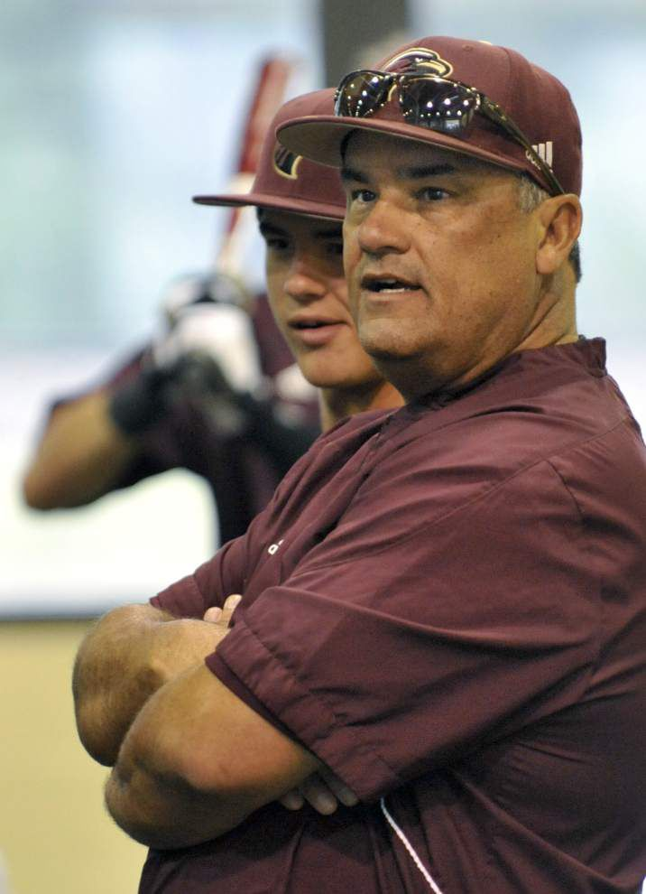 Jeff Schexnaider out as baseball coach at ULM _lowres
