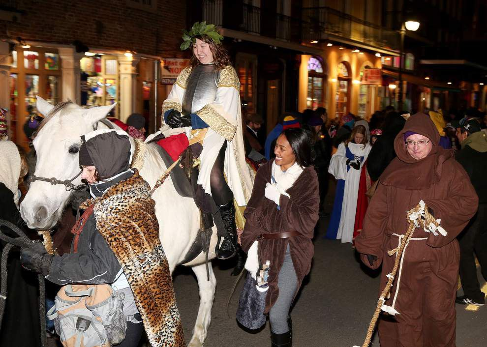 3   ways to kick off Carnival season _lowres