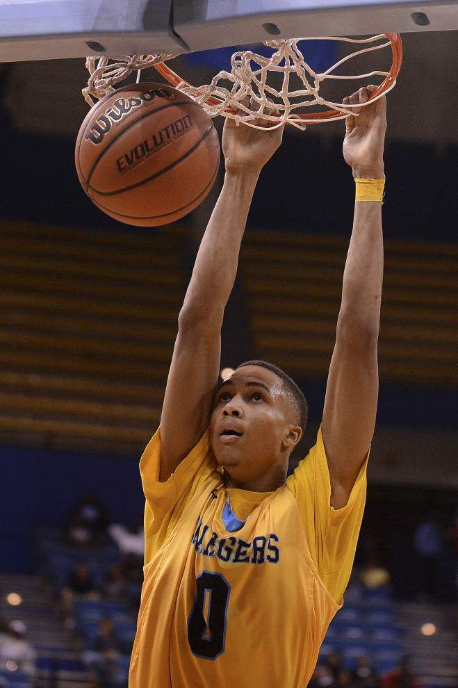 Madison Prep's Brandon Sampson, coach Jeff Jones garner top awards in Class 1A _lowres