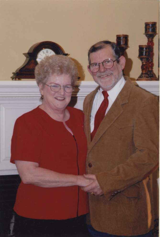 Lorraine and Tommy Withers celebrate 50th anniversary _lowres