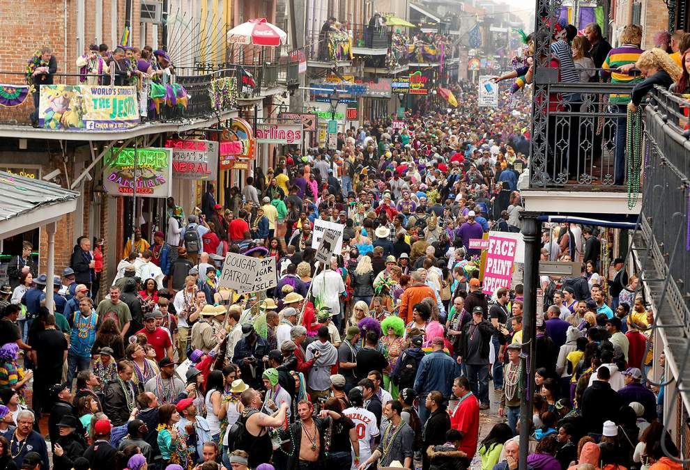 New Orleans tourism up 3 percent in 2013 _lowres