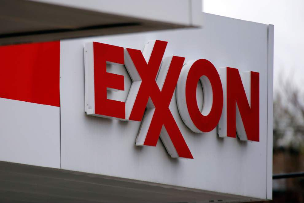 Exxon Mobil profit surges, but production slips _lowres