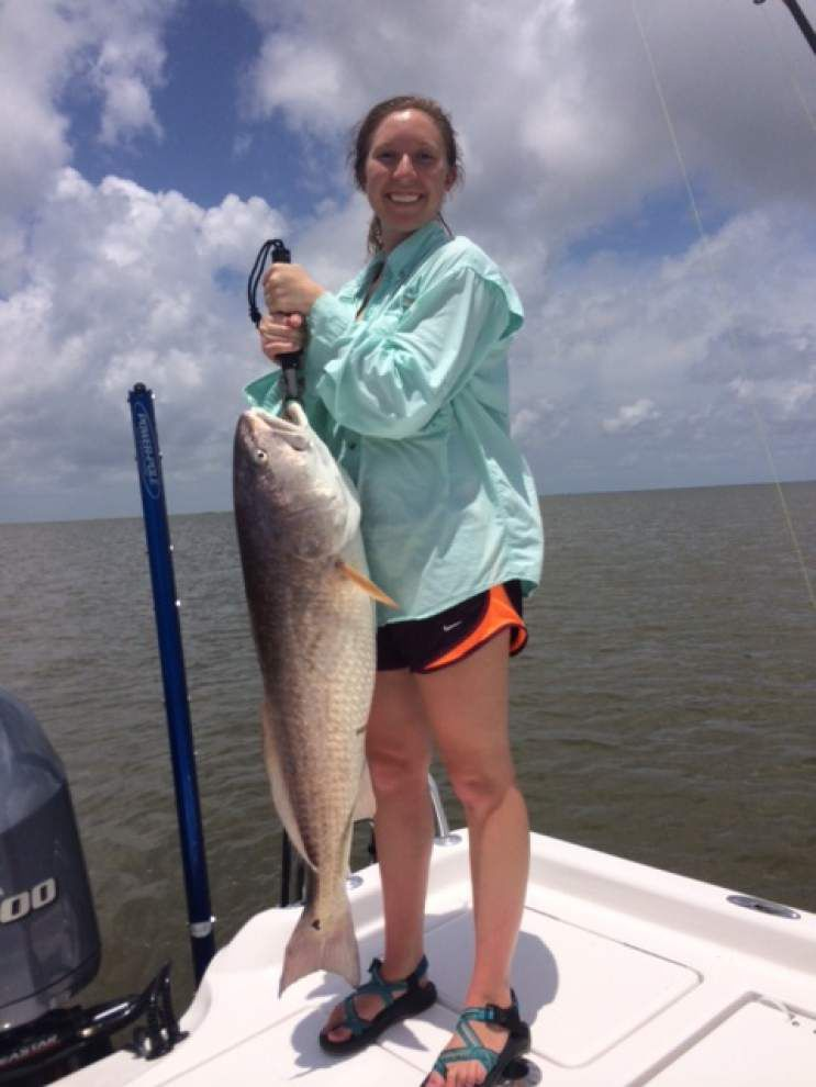 Lake Pontchartrain hot spot again for speckled trout _lowres