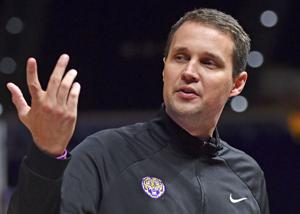 LSU basketball team faces big challenge against No. 15 Utah State at Jamaica Classic