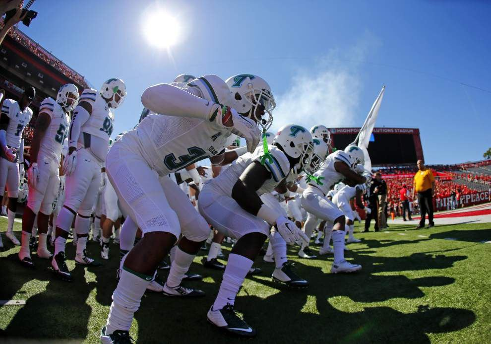 Tulane announces dates for its 2015 football schedule, starting with its Sept. 3 season opener against Duke at Yulman Stadium _lowres