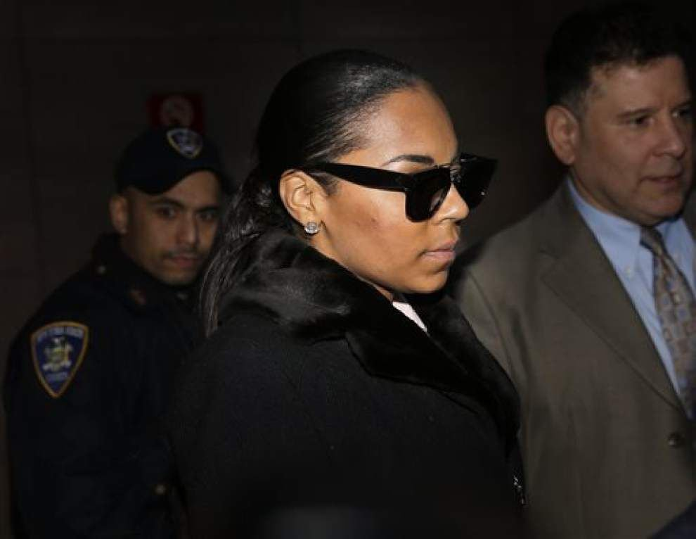 Ashanti 'disgusted' by convicted fan's tweets _lowres
