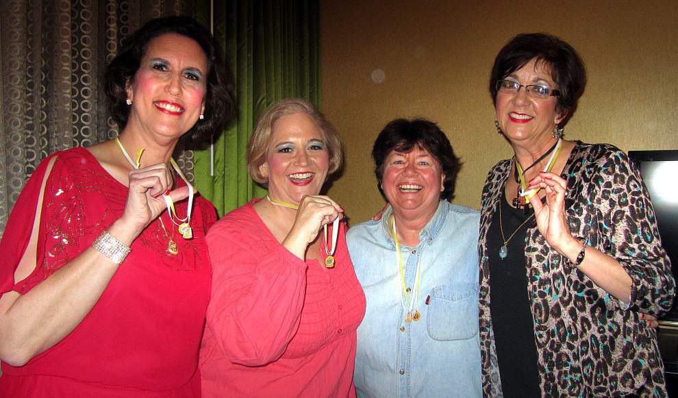Crescent City Sound Chorus performs well in regional competition _lowres