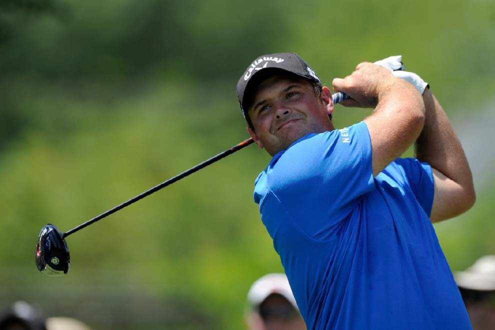Patrick Reed builds two-shot lead at Quicken Loans National _lowres
