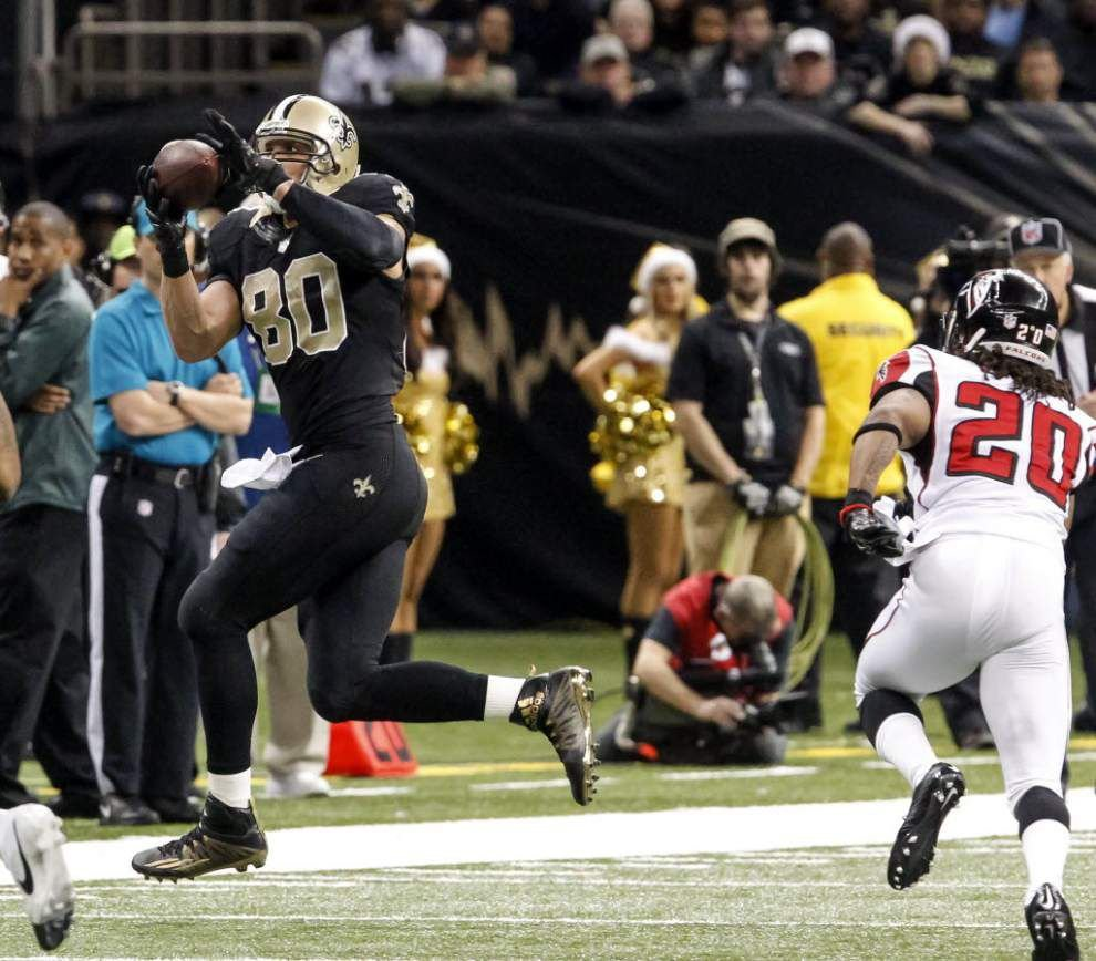 More Jimmy Graham trade thoughts: Saints GM Mickey Loomis takes a big swing _lowres