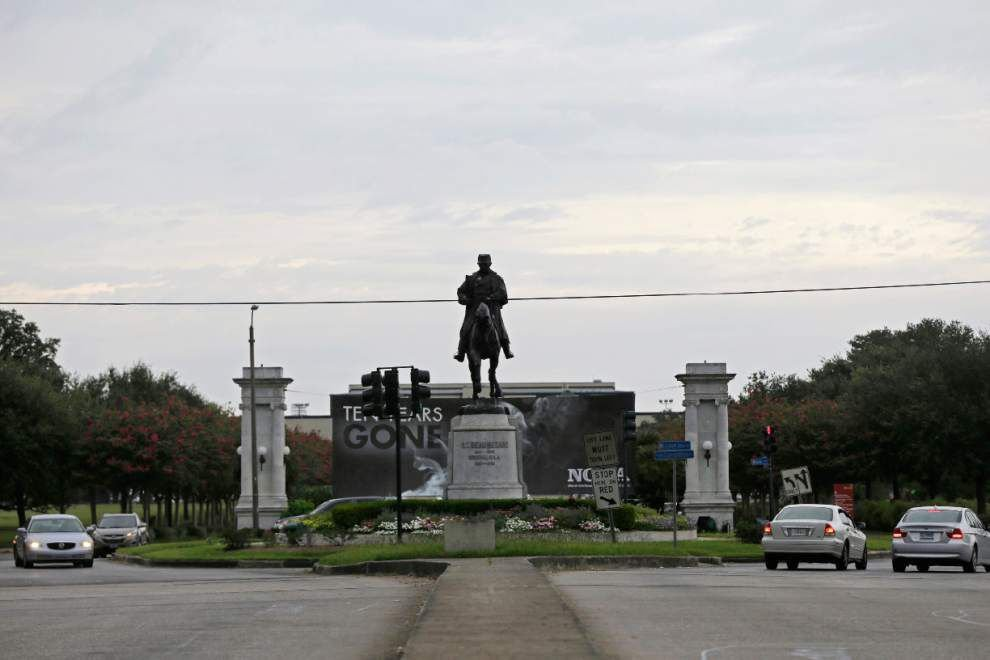 Our Views: Instead of autocratic process, let New Orleans voters decide fate of Confederate monuments _lowres (copy)