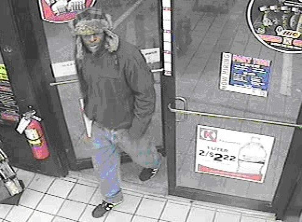 Baton Rouge police on lookout for suspect who robbed Circle K near LSU campus _lowres