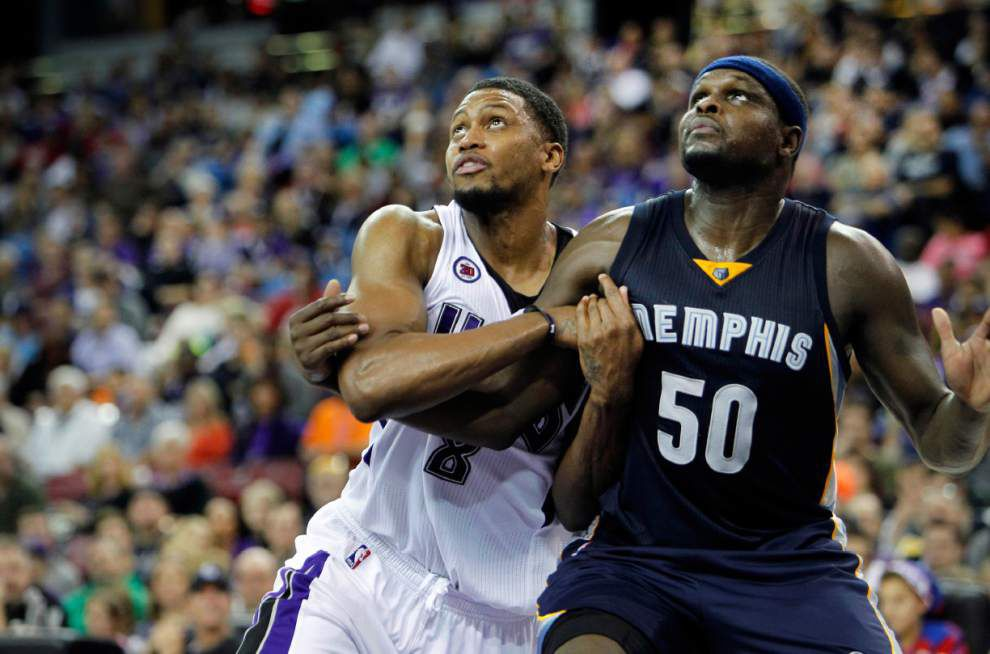 The Advocate's NBA Top 15 rankings - Everyone is looking up to Memphis for now _lowres