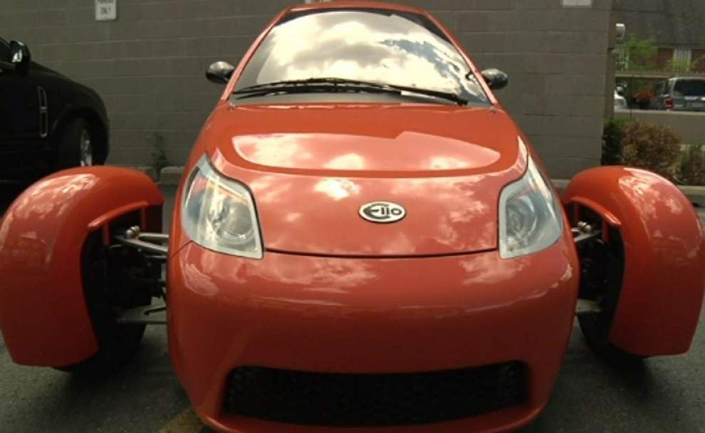 Three-wheeled car coming soon to U.S. roads _lowres