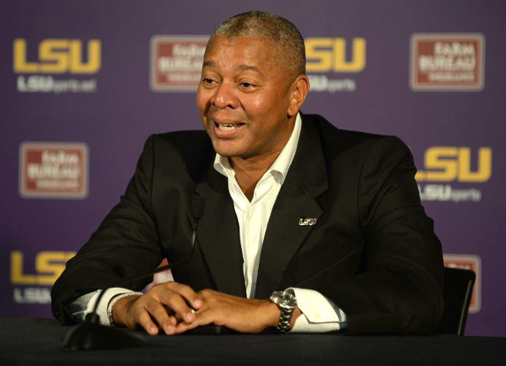 Video: LSU men's basketball coach Johnny Jones relieved with the signing of Ben Simmons _lowres