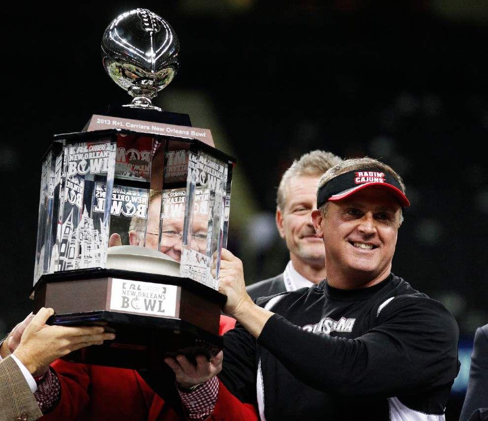 Coaches pick UL-Lafayette to win Sun Belt _lowres
