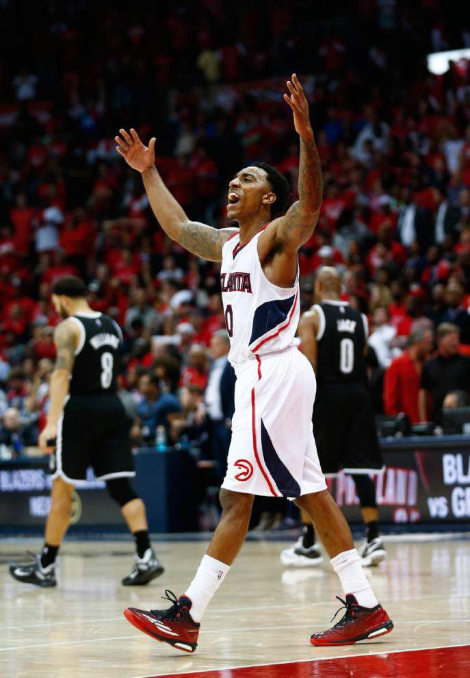 Atlanta Hawks take 3-2 series lead over Brooklyn Nets _lowres
