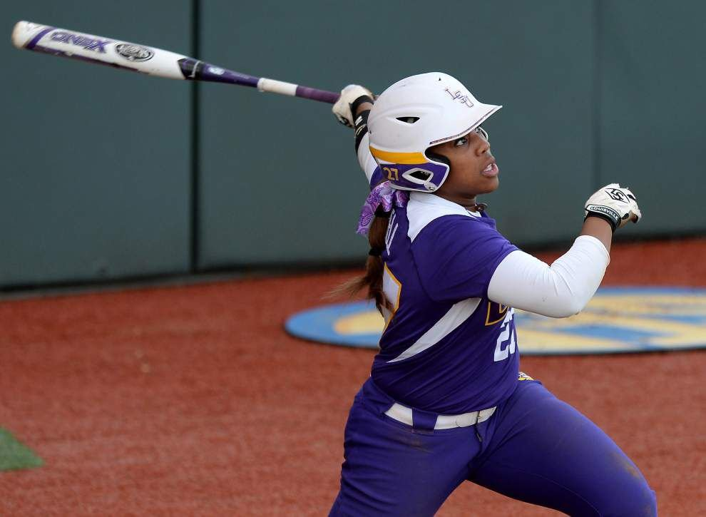 LSU shortstop Bianka Bell's maturity paying off _lowres