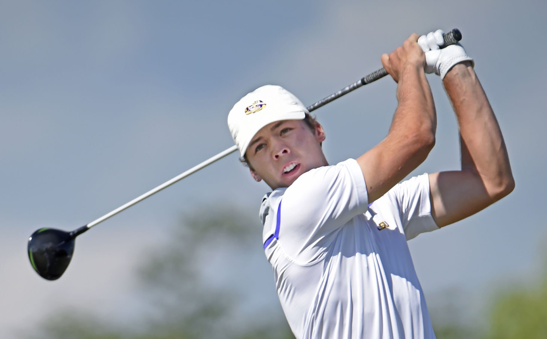 8th-place finish ends Gators' men's golf hopes