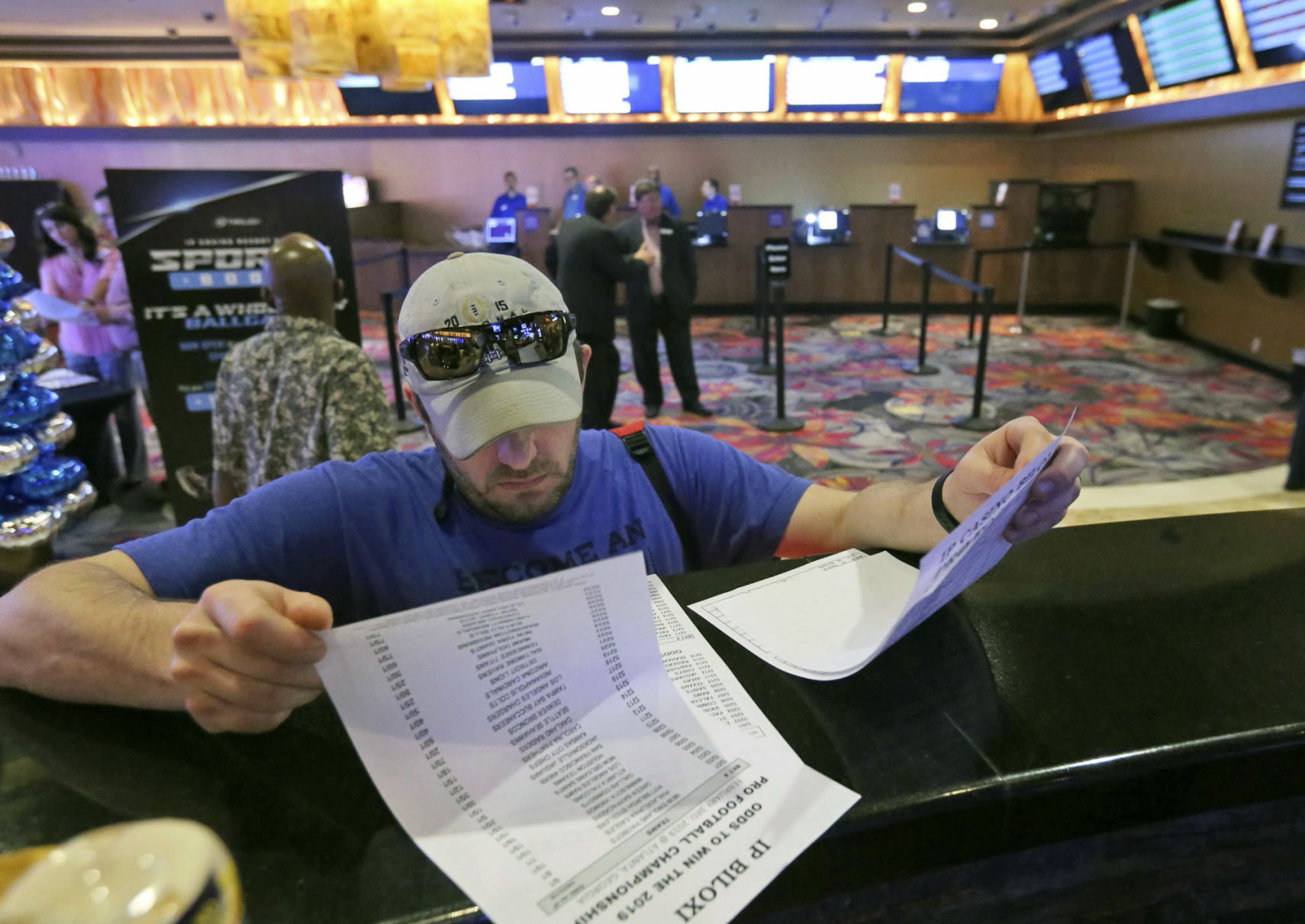 Most Louisianans support sports betting, recreational marijuana, LSU poll shows