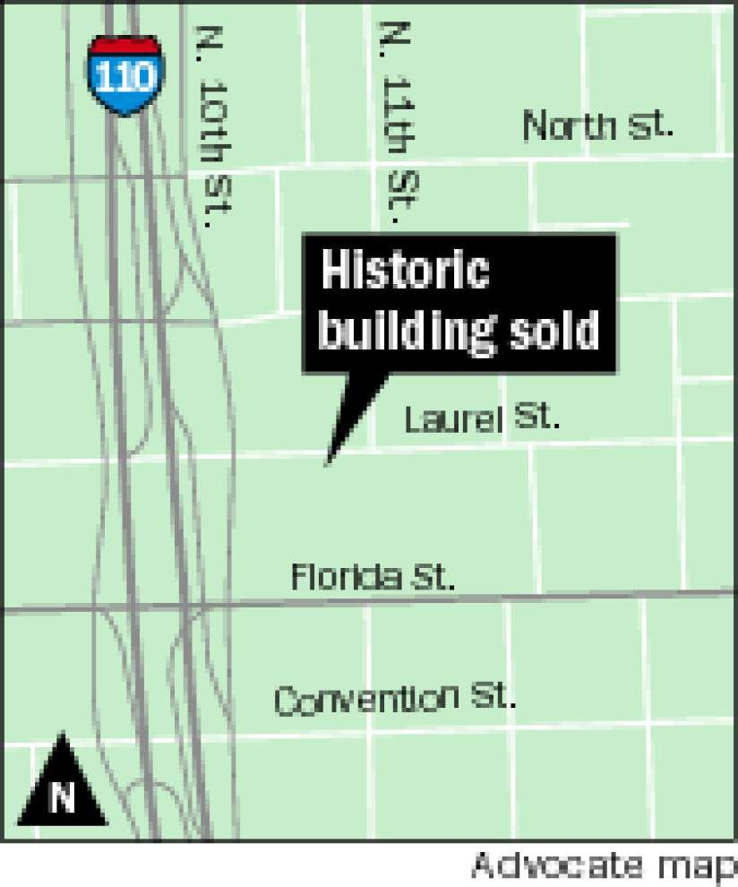 Historic building on Laurel sold for law office _lowres