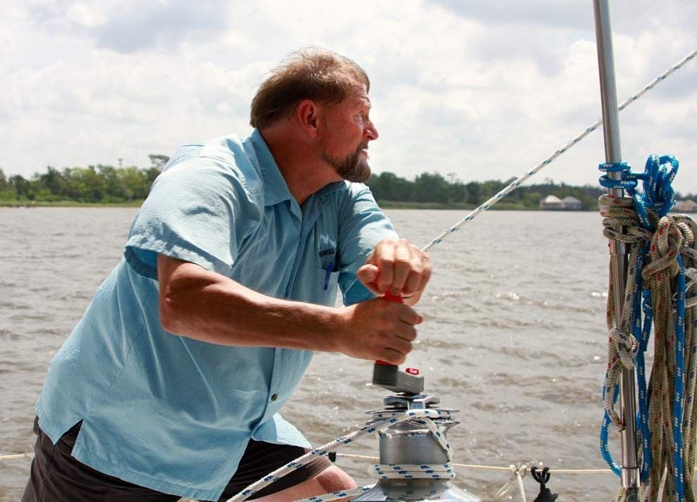 In Profile: Summer sailing with Captain Rick Delaune _lowres