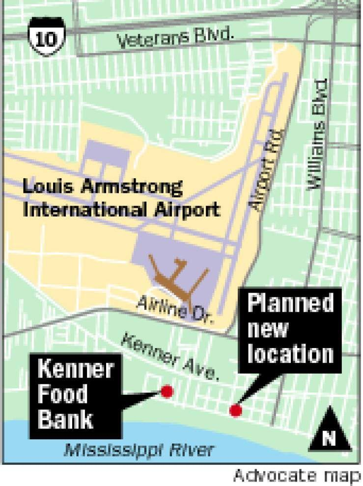 New building promises to end Kenner Food Bank's days of making do _lowres