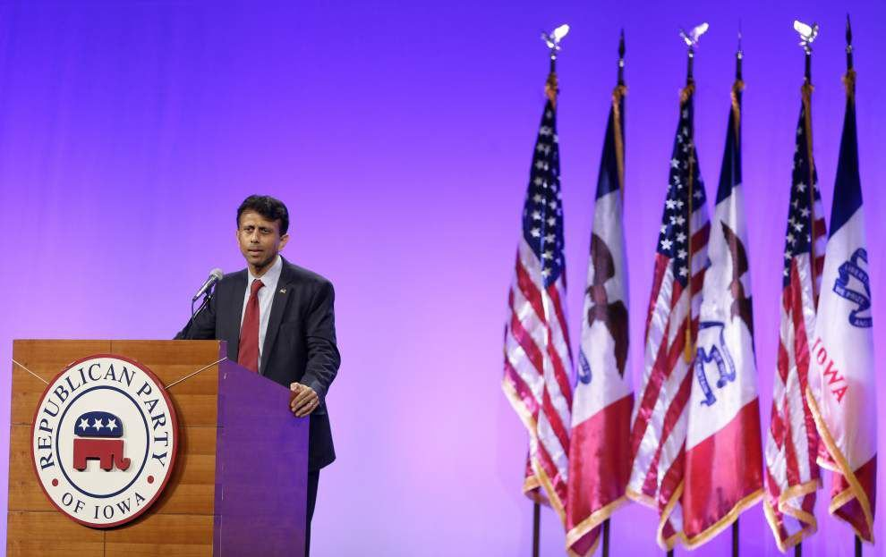 Louisiana Gov. Bobby Jindal announces presidential exploratory committee; here are the possible next steps _lowres