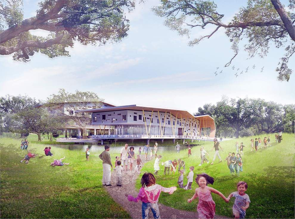 Children's Museum moving ahead with plans for new home in City Park _lowres