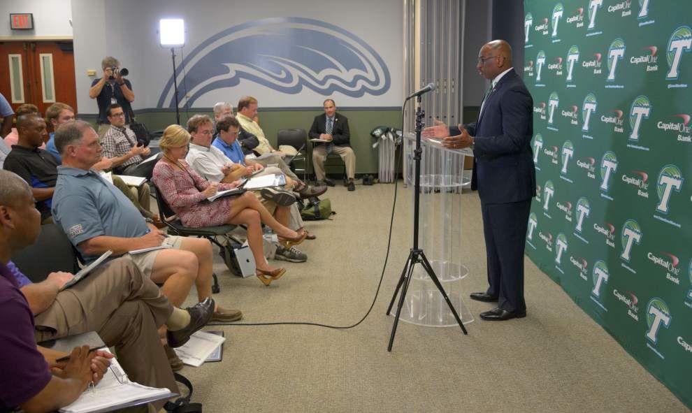 Rabalais: More and more Louisiana players calling Tulane home _lowres