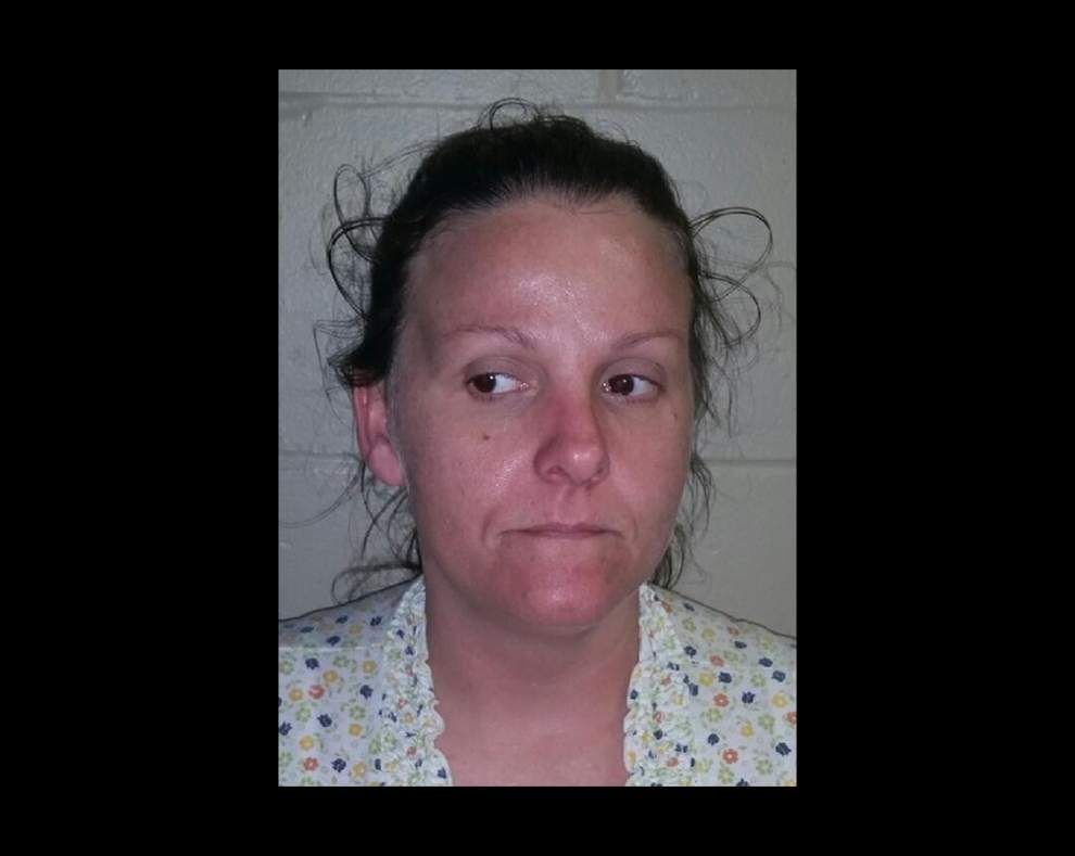 Woman arrested after crystal meth found in portable radio _lowres