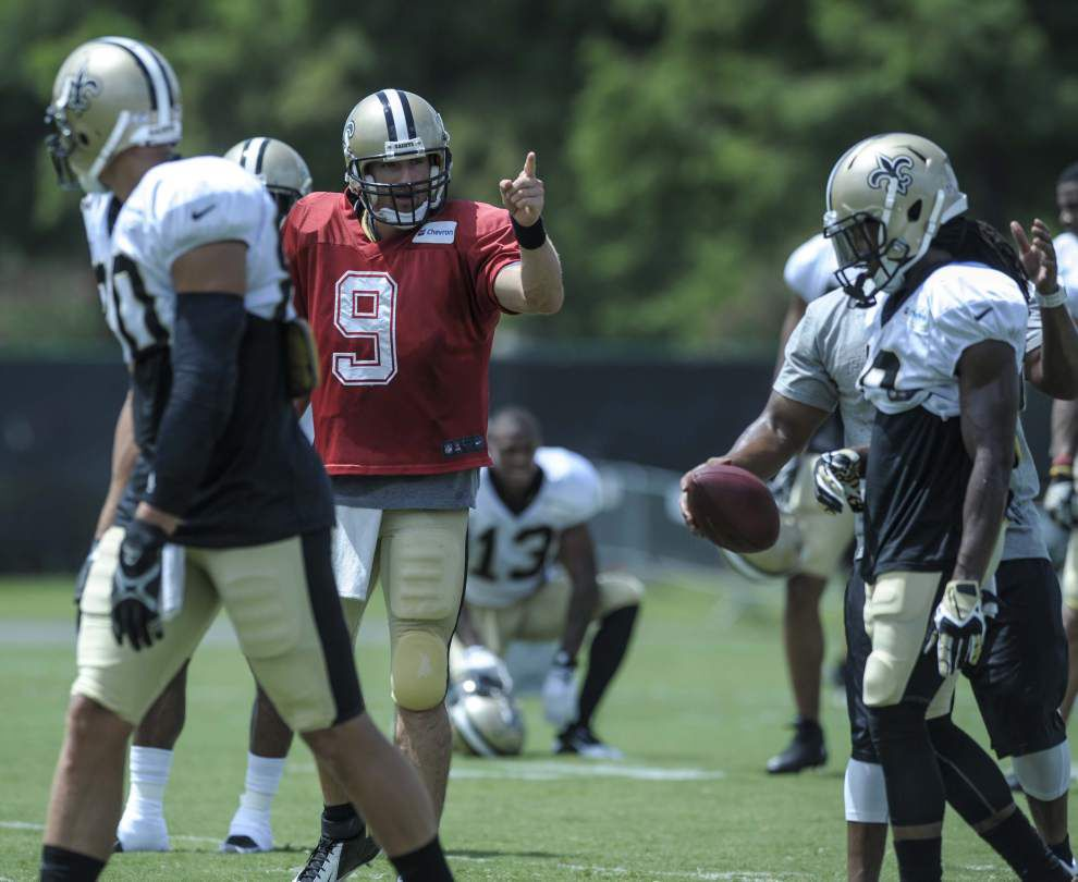 Saints to hold Wed. evening practice at Mandeville High _lowres