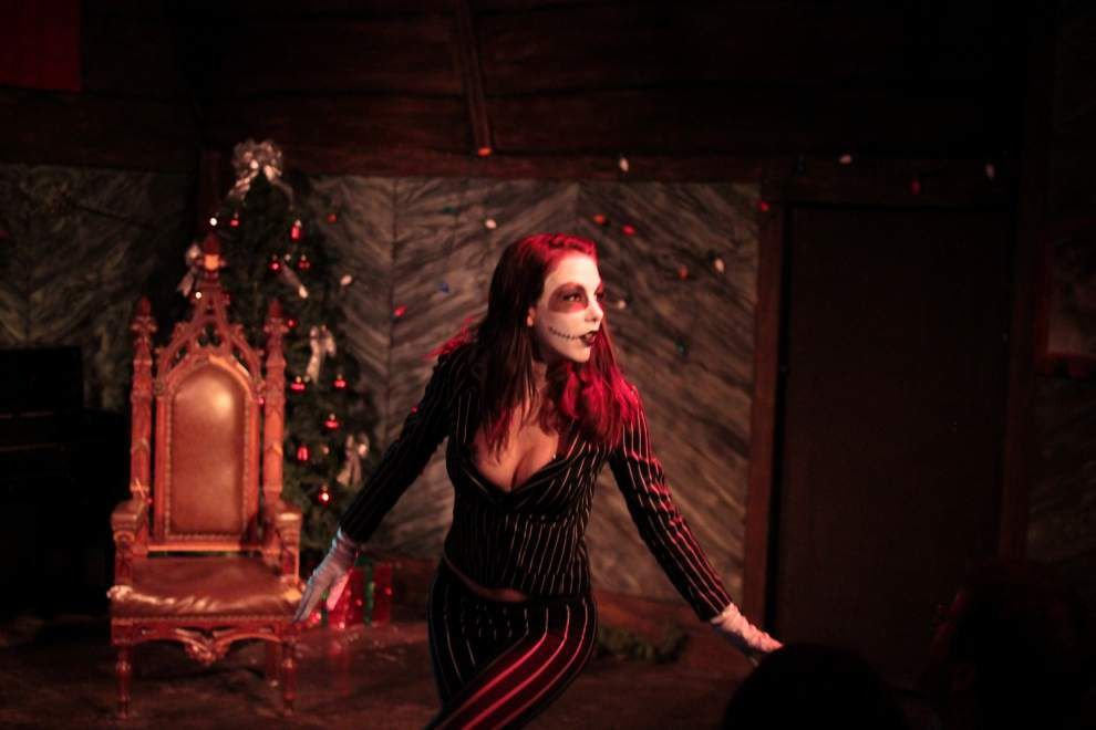 'Nightmare Before Christmas' is a burlesque dream _lowres