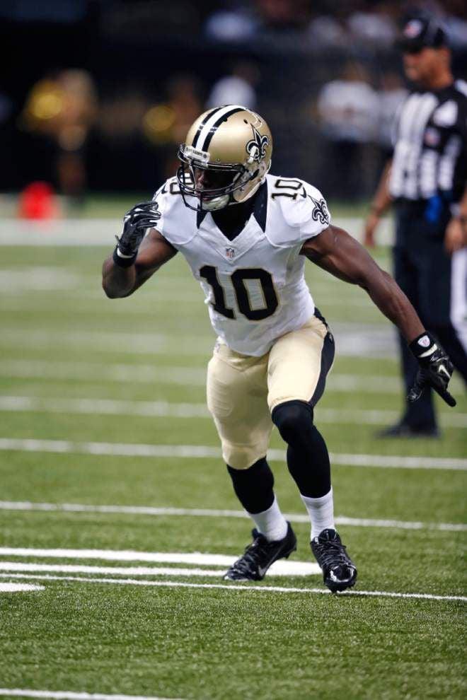 Saints rookie wide receiver Brandin Cooks adjusting well to NFL _lowres