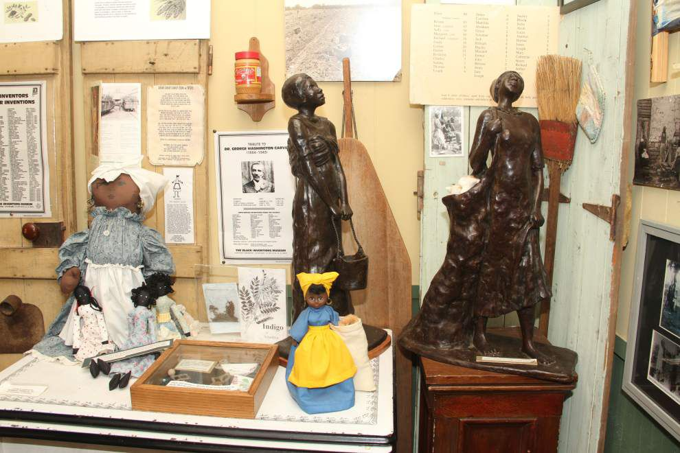Money woes threaten future of River Road African American Museum in Donaldsonville _lowres