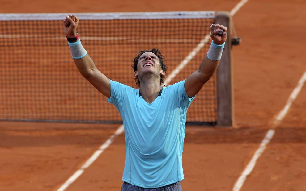 Rafael Nadal roars to 9th French Open title _lowres