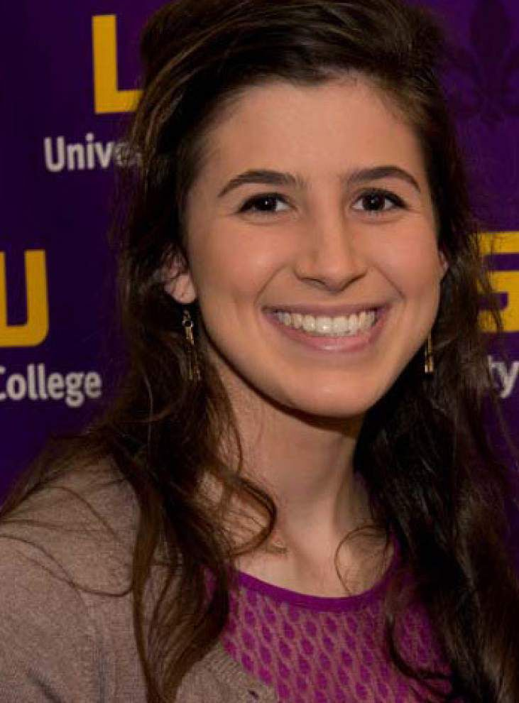 Ascension students receive LSU awards _lowres