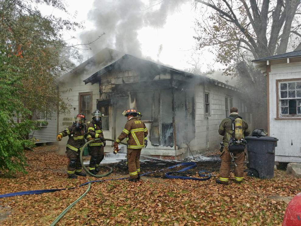 Electrical malfunction likely cause of Balis Drive house fire _lowres