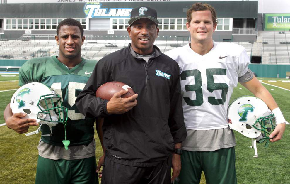Ted Lewis: Seniors like Sam Scofield, Dante Butler make a difference at Tulane _lowres