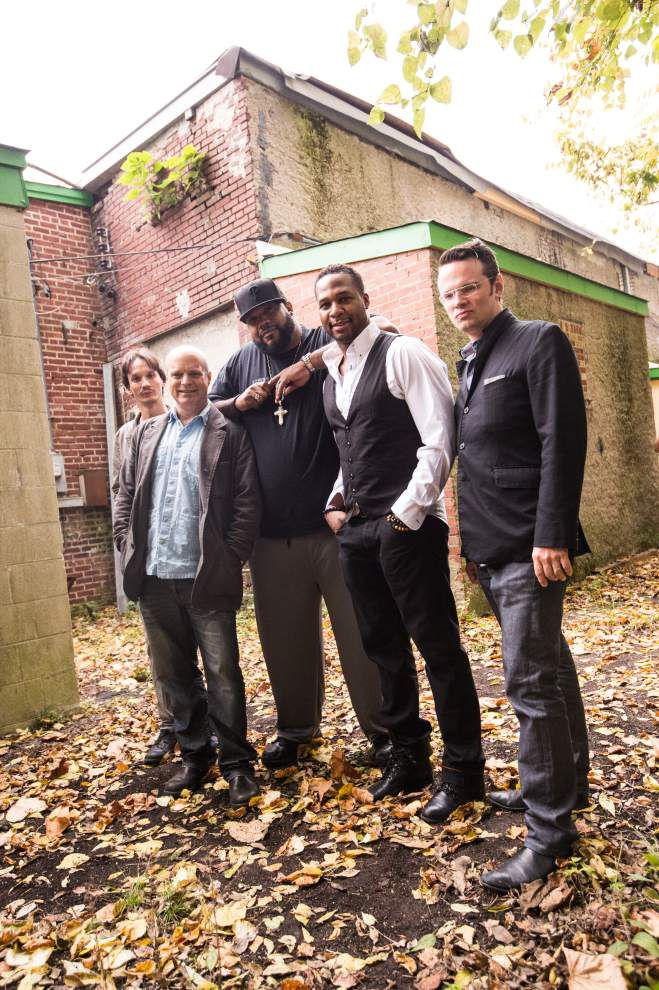 Gospel jam band The Word lets the music do the talking _lowres