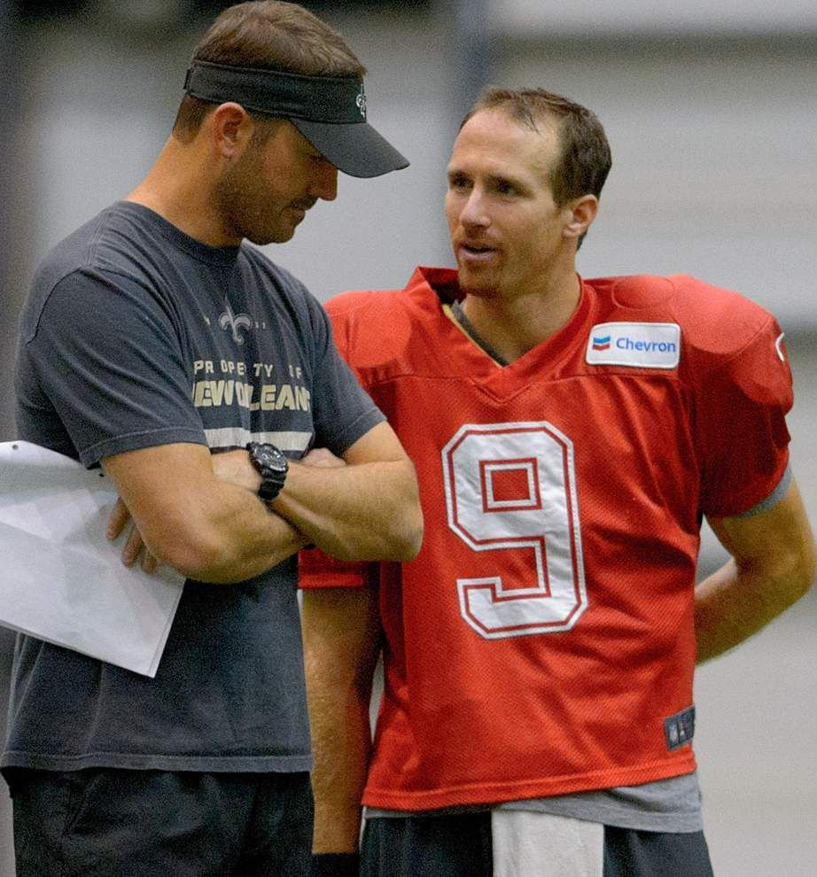 Video: Drew Brees says preseason game at Indianapolis on Saturday is important to him _lowres