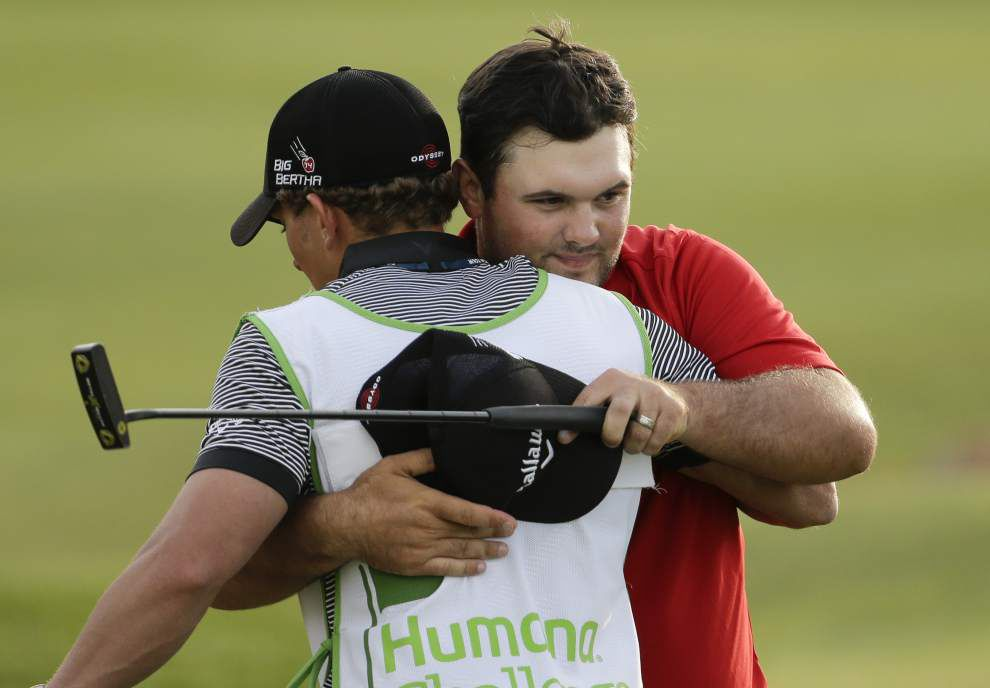 Patrick Reed set for Humana Challenge title defense _lowres