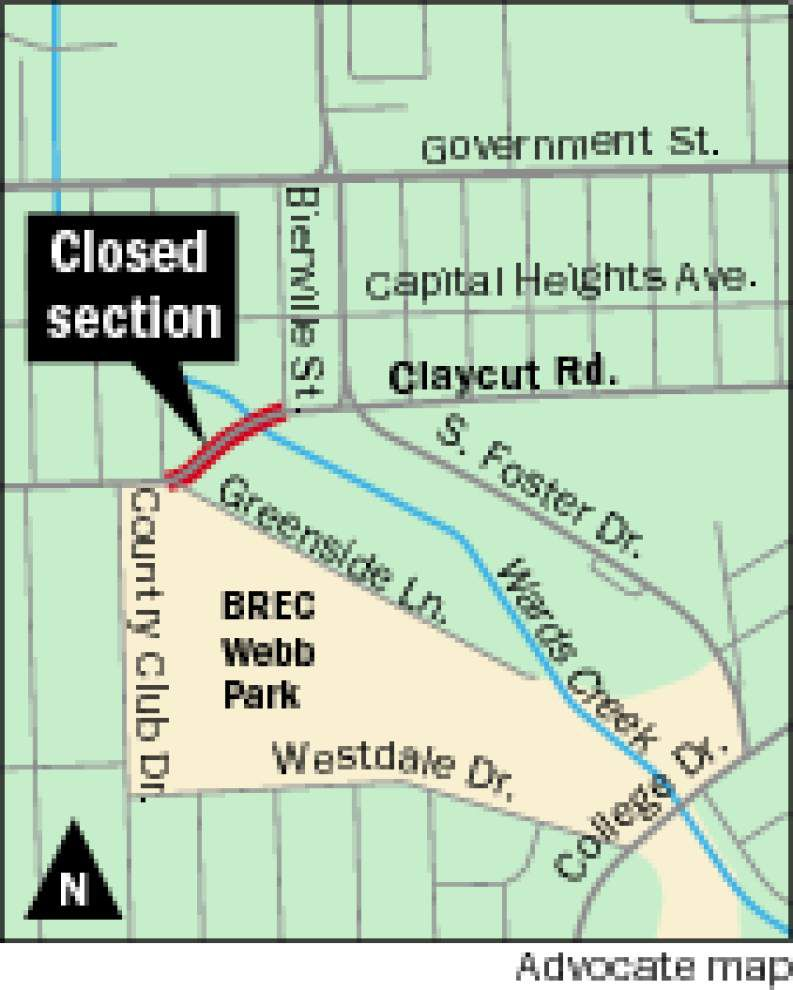 Sewer work along Claycut Road causing headaches for commuters, neighborhood _lowres