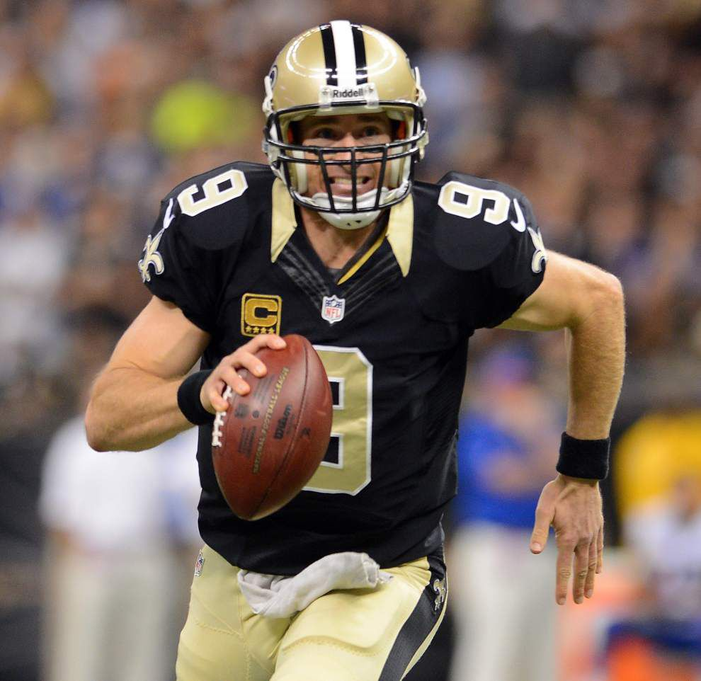 Video: Brees says he might be holding onto the ball longer this season _lowres