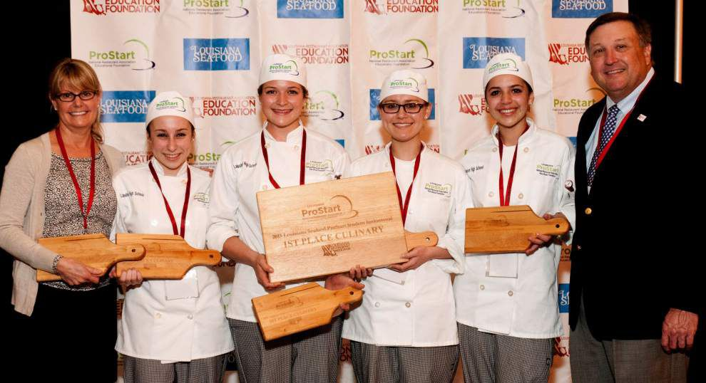 Mandeville students win culinary competition _lowres